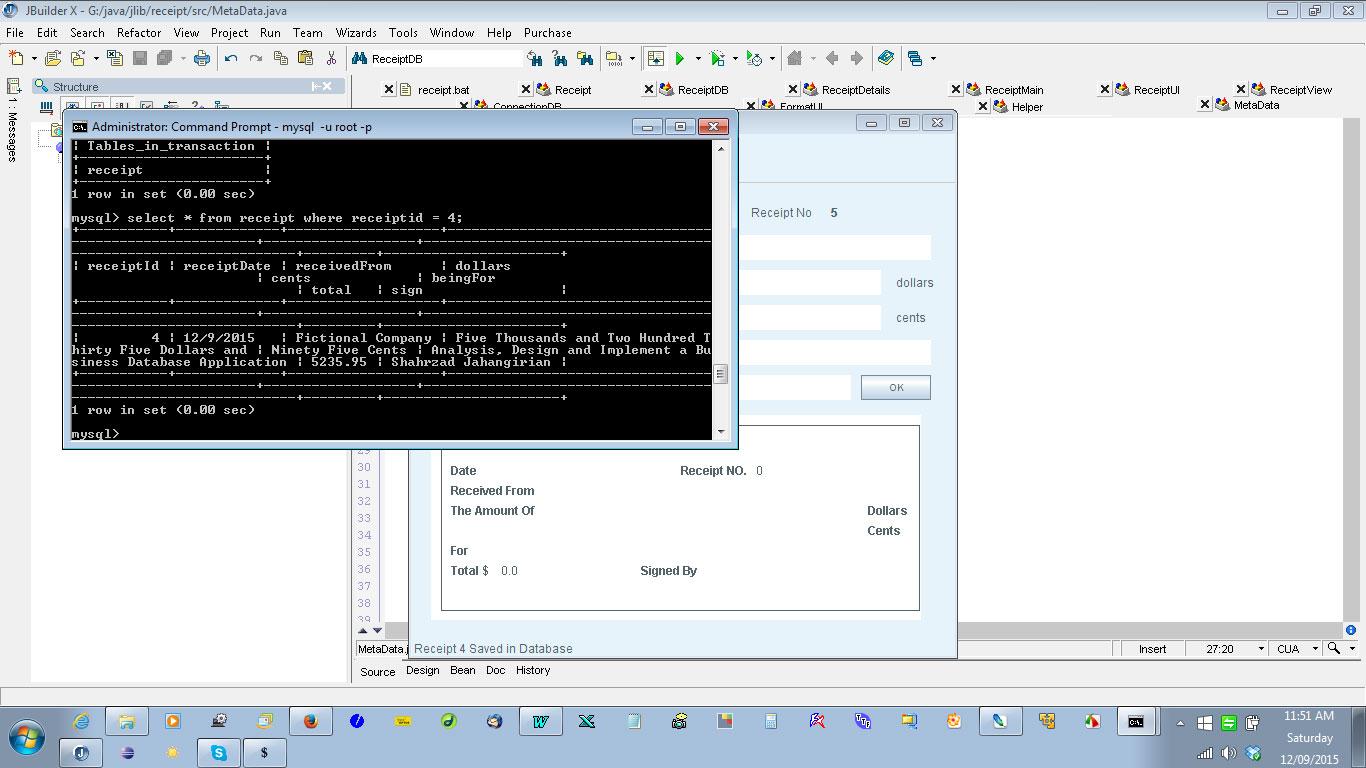 download mysql for java application