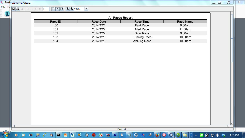 Bolder Boulder Running Race Software Application Final Stage Part 3